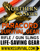 Paracord Survival Gear, Paracord Rifle Slings, Paracord Gun Slings, Paracord Gear Store